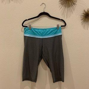 Champion XL grey and blue workout pants